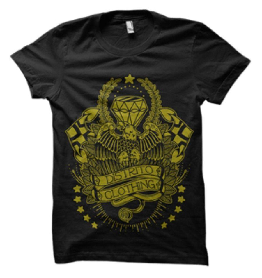 GOLDEN EAGLE   419 distrito clothing