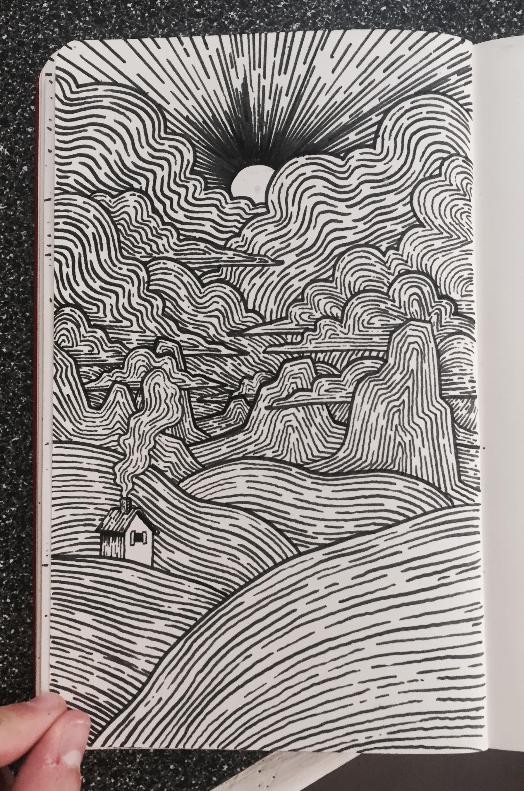 8564 Points And 76 Comments So Far On Reddit Ink Pen Art Pen Art