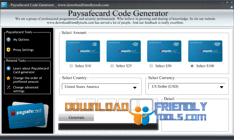 Paysafecard Pin Code Generator 2016 No Survey No Password