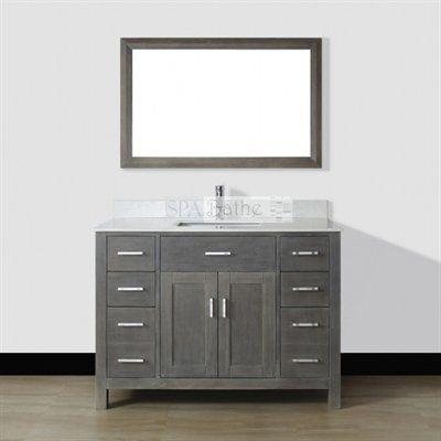 Spa Bathe Kenzie Series Bathroom Vanity Lowes Canada Home - Lowe's canada bathroom vanities for bathroom decor ideas