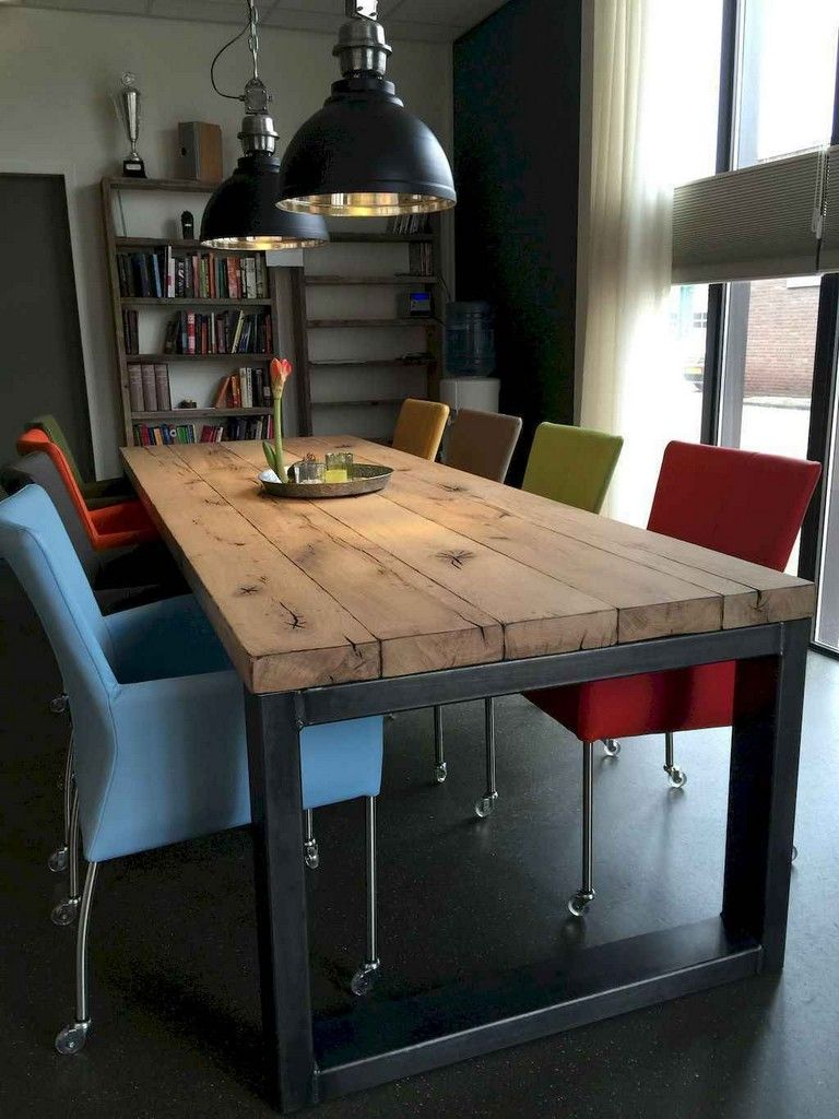 75 Remarkable Farmhouse Dining Room Table Design Ideas