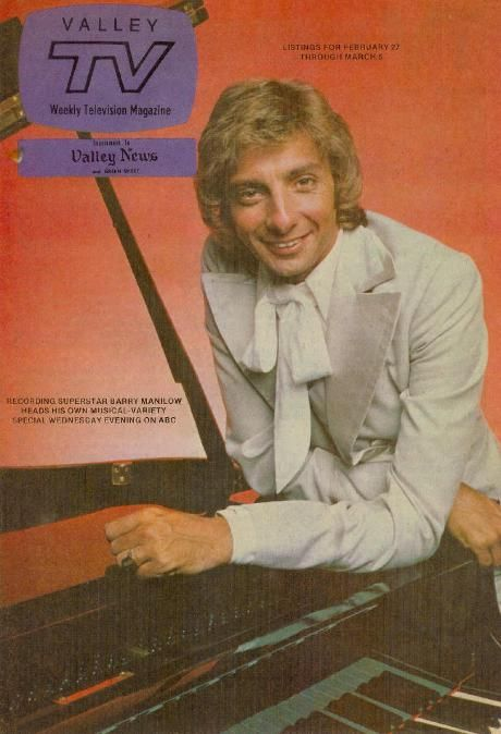 barry manilow images | barry manilow The Legendary Barry Manilow