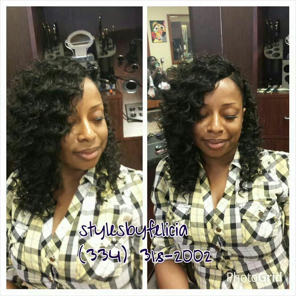 deep wave quick weave | hair styles in 2019 | quick weave