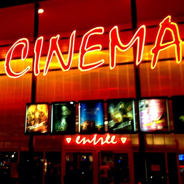 Cap cinéma - Carcassonne, Languedoc-Roussillon  Languedoc