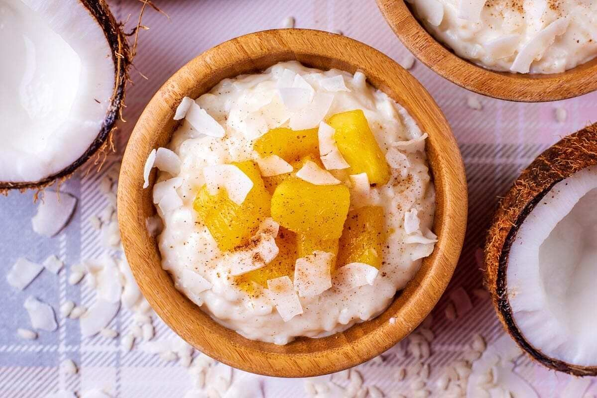 coconut rice pudding hungry healthy happy in 2020 ...