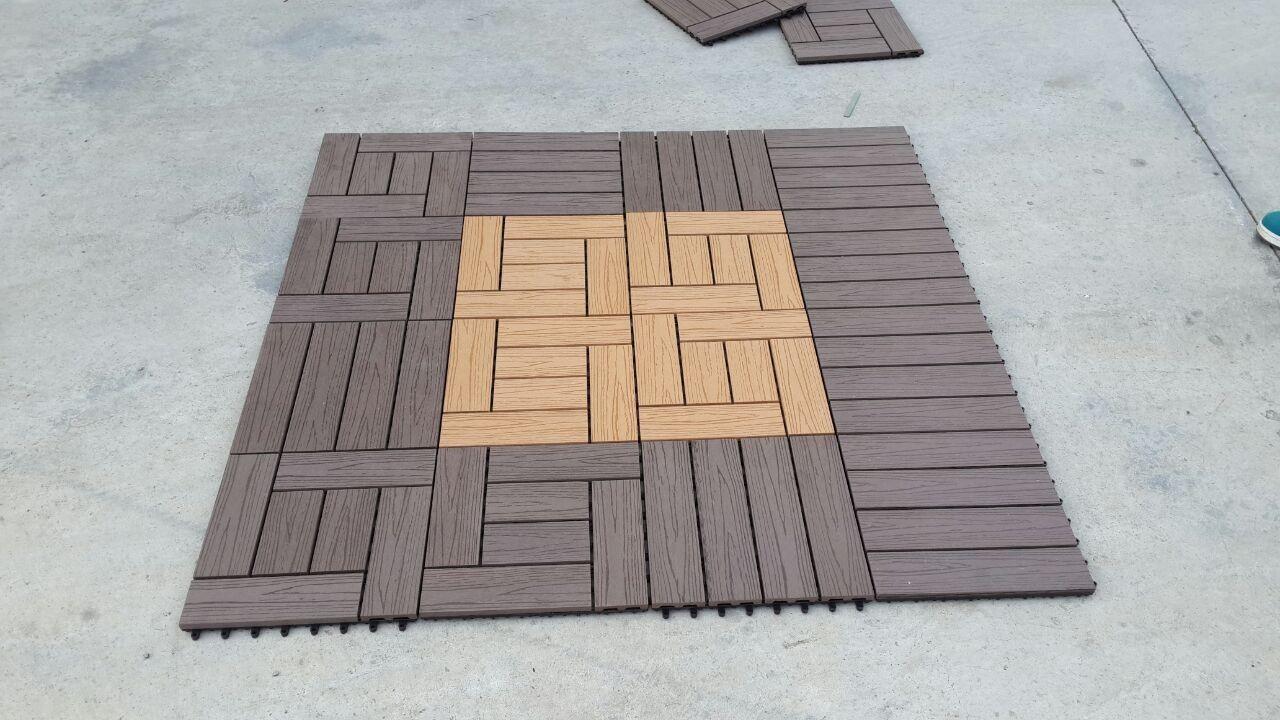 4 X 8 Pvc Adobe Roof Tile 4ft X 8ft Light Weight Plastic Tile Diy Floor Installation Diy Flooring Outdoor Deck Decorating