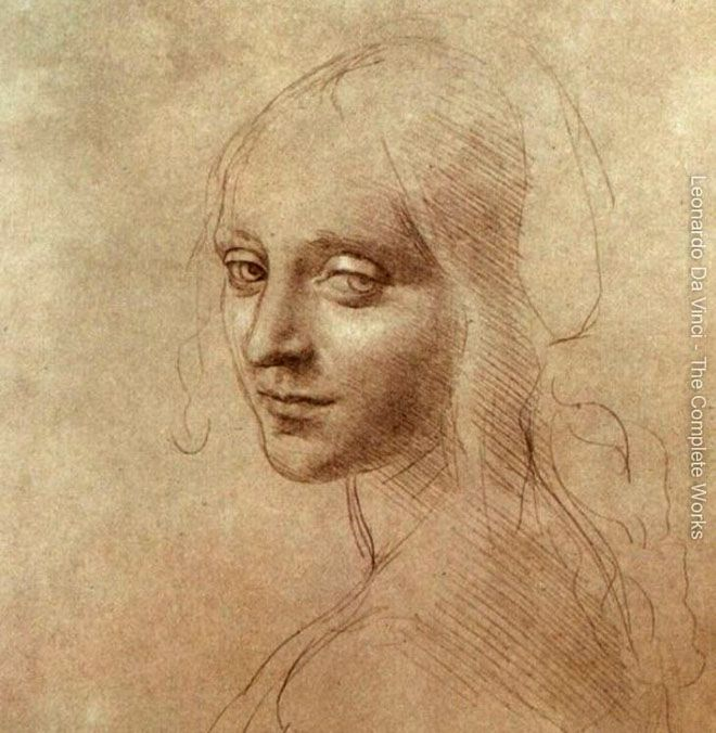 40 most famous leonardo da vinci paintings and drawings. Black Bedroom Furniture Sets. Home Design Ideas