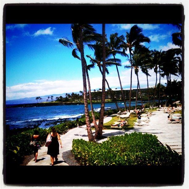 Kona- Hawaii