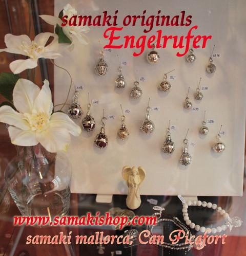 Wir wünschen einen bezaubernden Tag.  Engelrufer samaki originals samaki mallorca www.samakishop.com