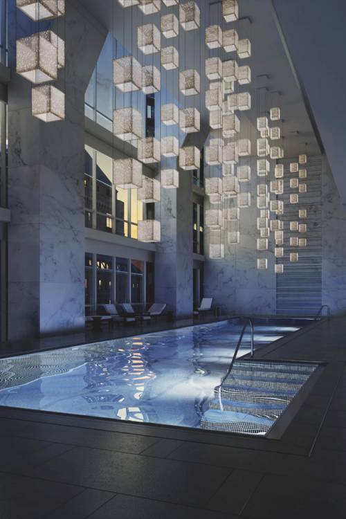 Reals New York One Photographer Indoor Swimming Pool Design Luxury Pools Indoor Swimming Pools
