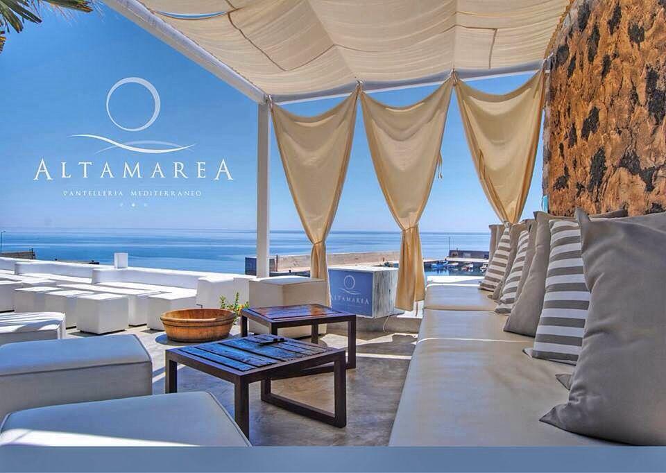 La terrazza sul mare di Pantelleria | Mediterranean | Pinterest ...