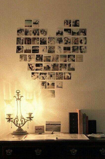 Creatieve Decoratie Ideeen.20 Love Photo Wall Ideas Decoratieve Muren