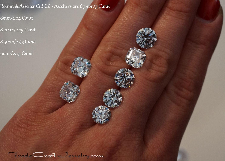 Asscher Cut Engagement Rings Cost