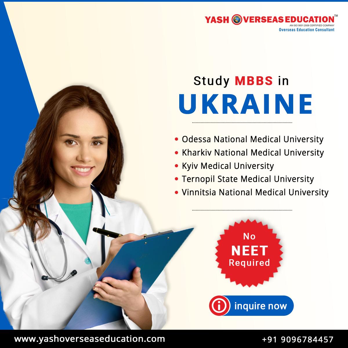 Study Mbbs In Ukraine Medical University Educational Consultant Ukraine