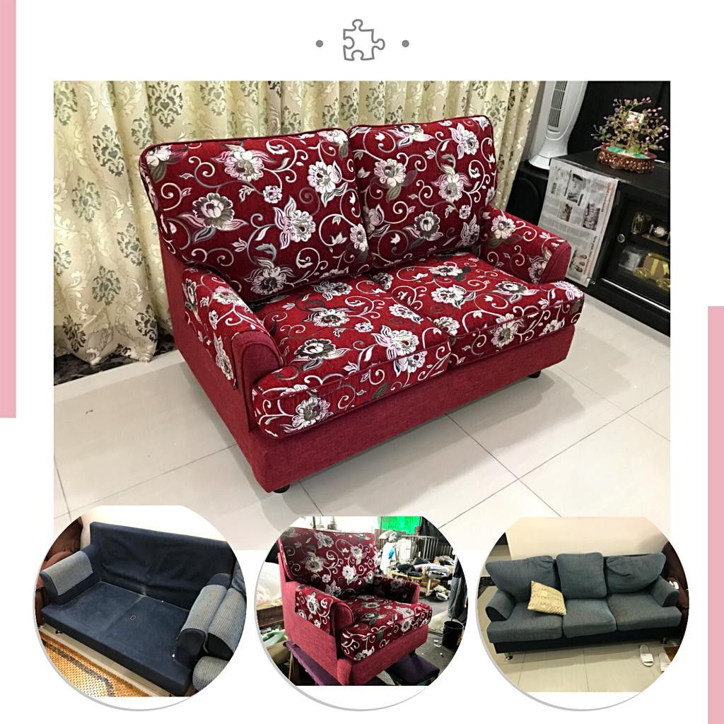 Sofa Upholstery Penang Refurbished And Modified For Sofa 123 Seaters Penang Malaysia