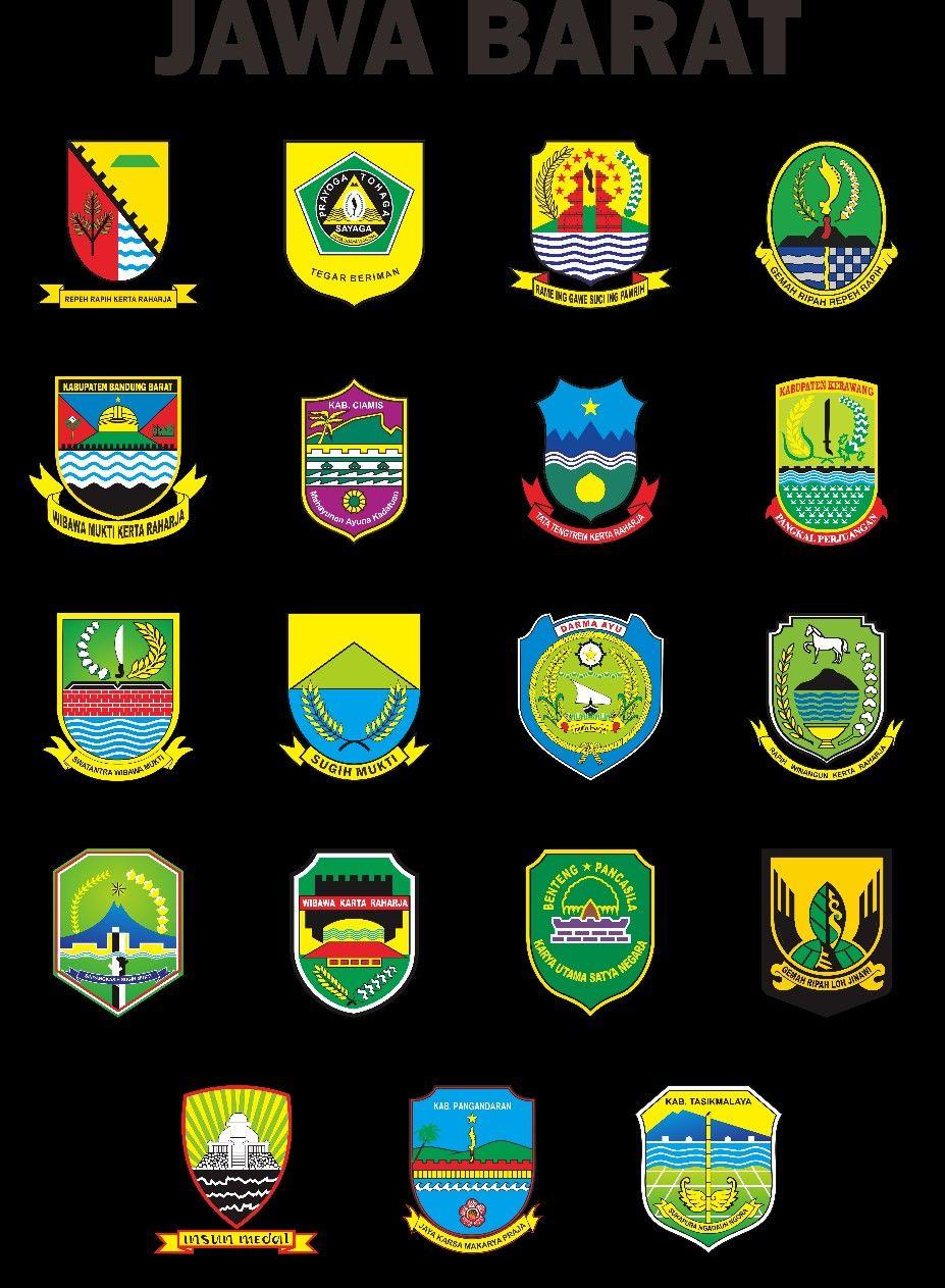 Karang Taruna Logo Vector : karang, taruna, vector, Barat