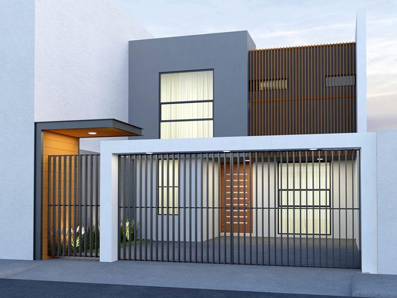 22 Disenos de fachadas para casas