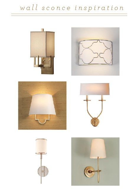 Wall Sconces Designs, I Especially Like The Ones That Have A Long Stem, It  Will Maybe Elongate The Walls.