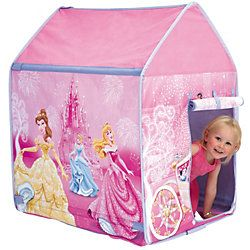Der neue Lieblingsplatz im Kinderzimmer: Das schöne Disney Princess #Spielzelt mit traumhaftem Motivdruck der Prinzessinnen!