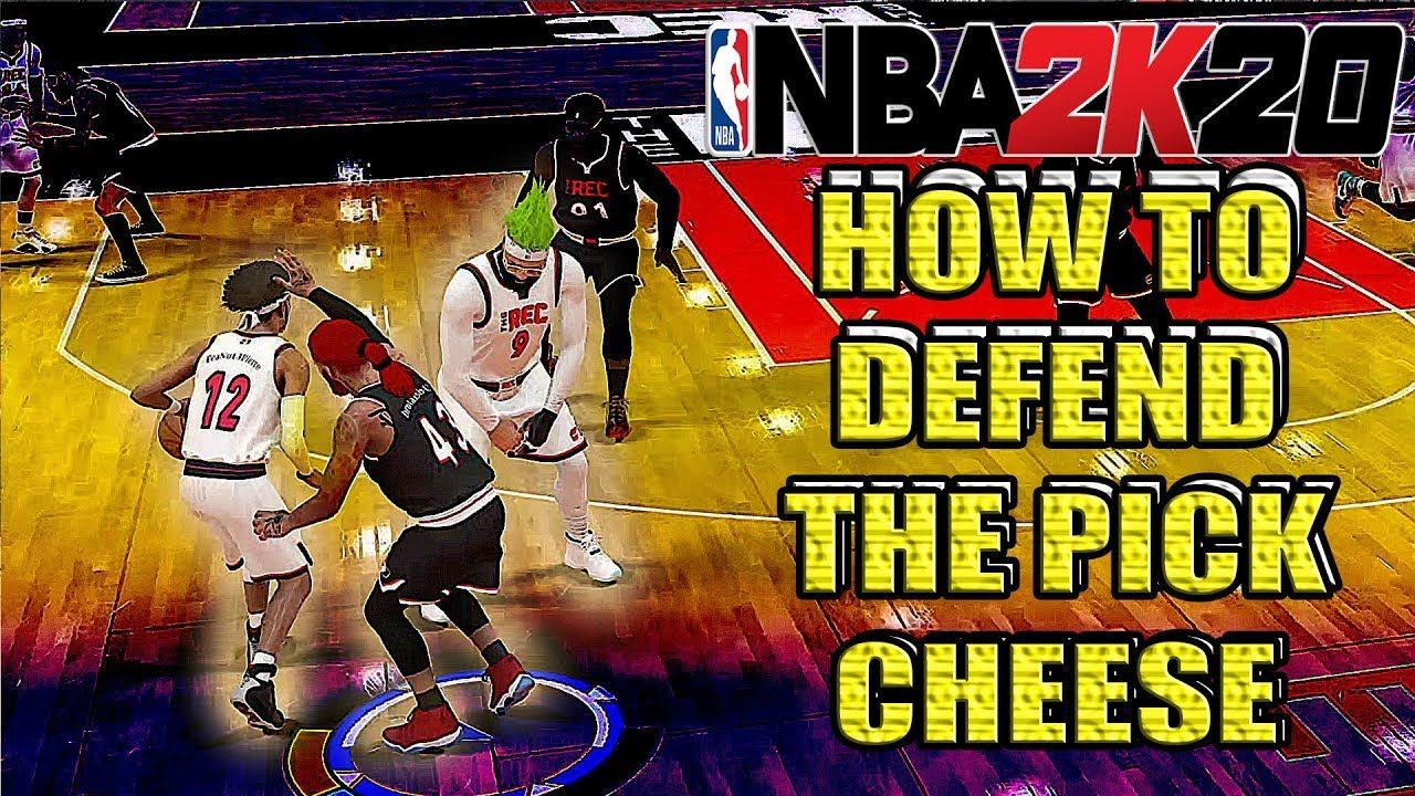 Best Way To Shut Down Defend The Pick Screen Spam Cheese In Nba
