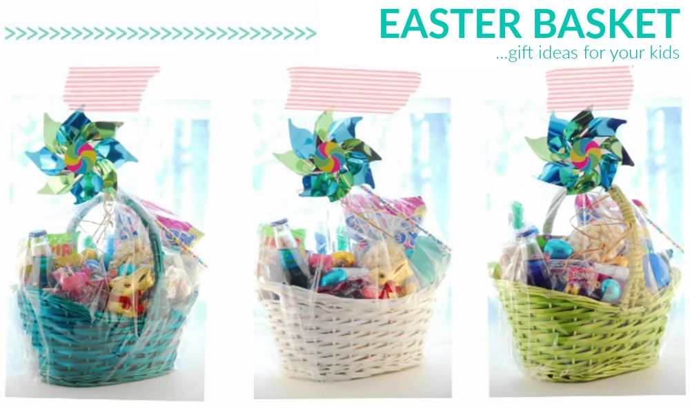 Easter basket gift ideas for your kids adams homes gift basket easter basket gift ideas for your kids adams homes negle Image collections