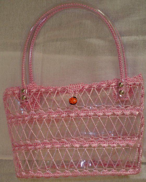 Bag Made Of Plastic Bottles