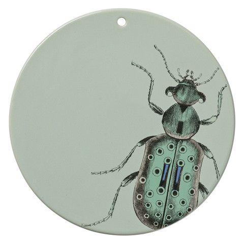 Posliininen hyönteistaulu - Niittylä Home