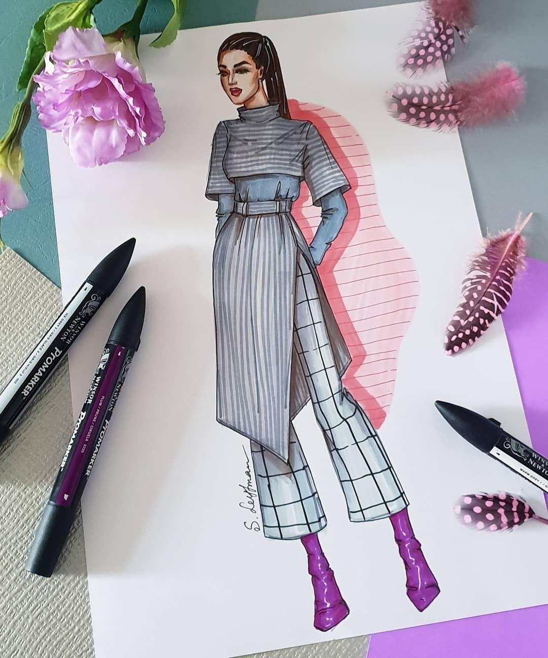 Photo of Fashion sketch