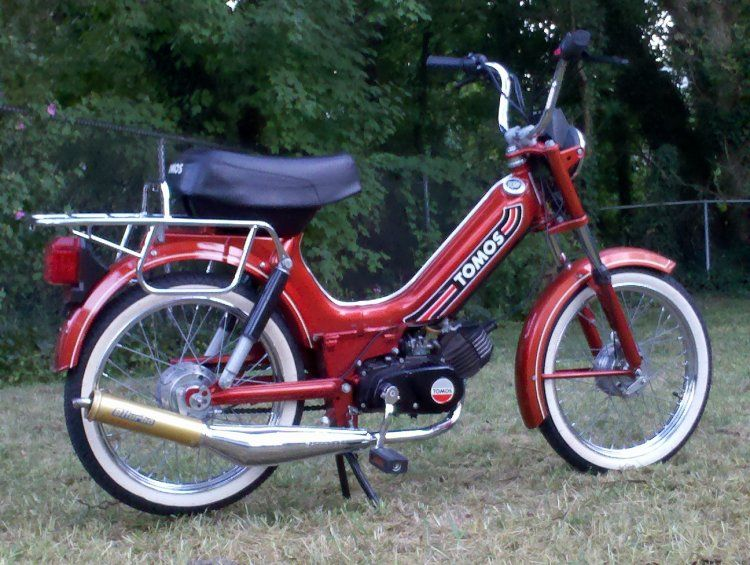 Tomos A3 | Mopeds | Tomos moped, Moped motorcycle e Moped motor