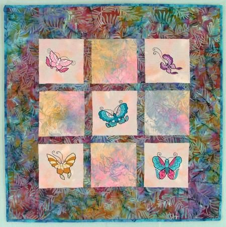 Advanced Embroidery Designs Free Projects And Ideas Small Quilts