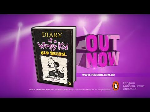 Diary of a wimpy kid old school by jeff kinney out now tvc diary of a wimpy kid old school by jeff kinney out now tvc solutioingenieria Image collections