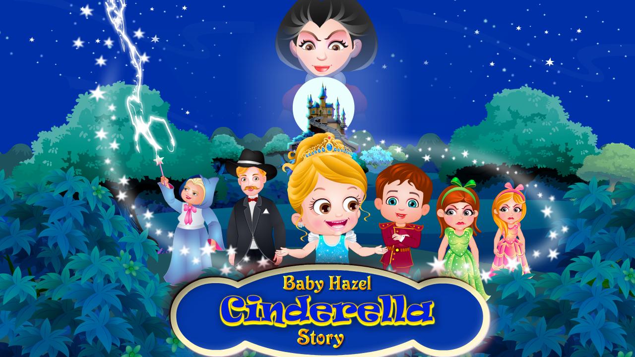 Baby hazel bed time youtube - Enjoy An Animated Movie Of Cinderella Baby Hazel Cinderella Story Https Www