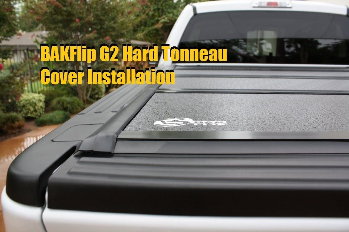 BAKFlip G2 Hard Tonneau Cover Installation (Dodge Ram) Mar
