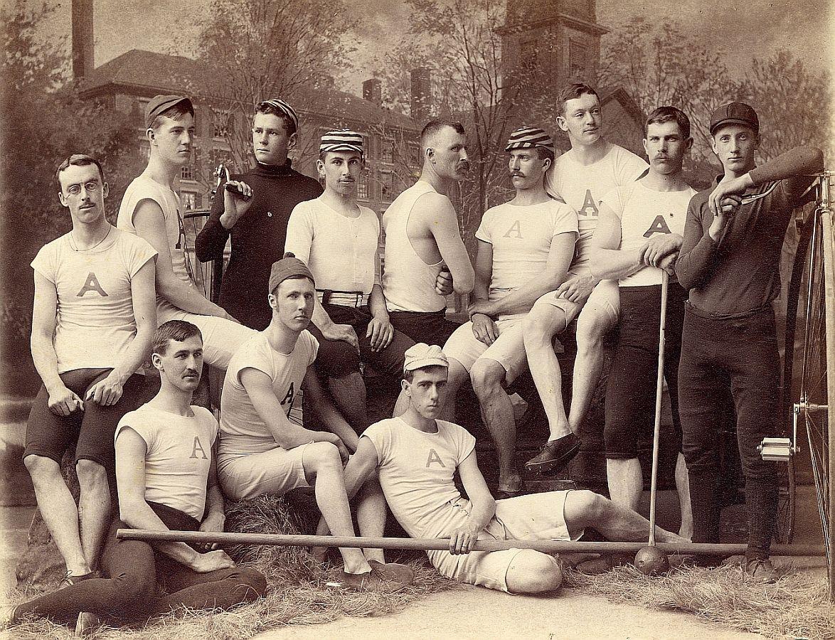 Velocipede Mania! 1900's