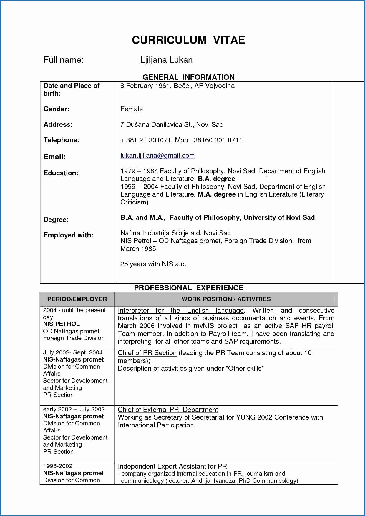 13 Resume Samples for Mechanical Engineer Fresher