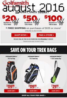 image about Golfsmith Printable Coupons identified as Absolutely free Printable Discount coupons: Golfsmith Discount coupons incredibly hot discount codes