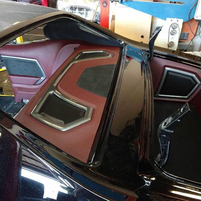 Instagram post by car audio 411 caraudio411 car audio for Car interior door panel designs