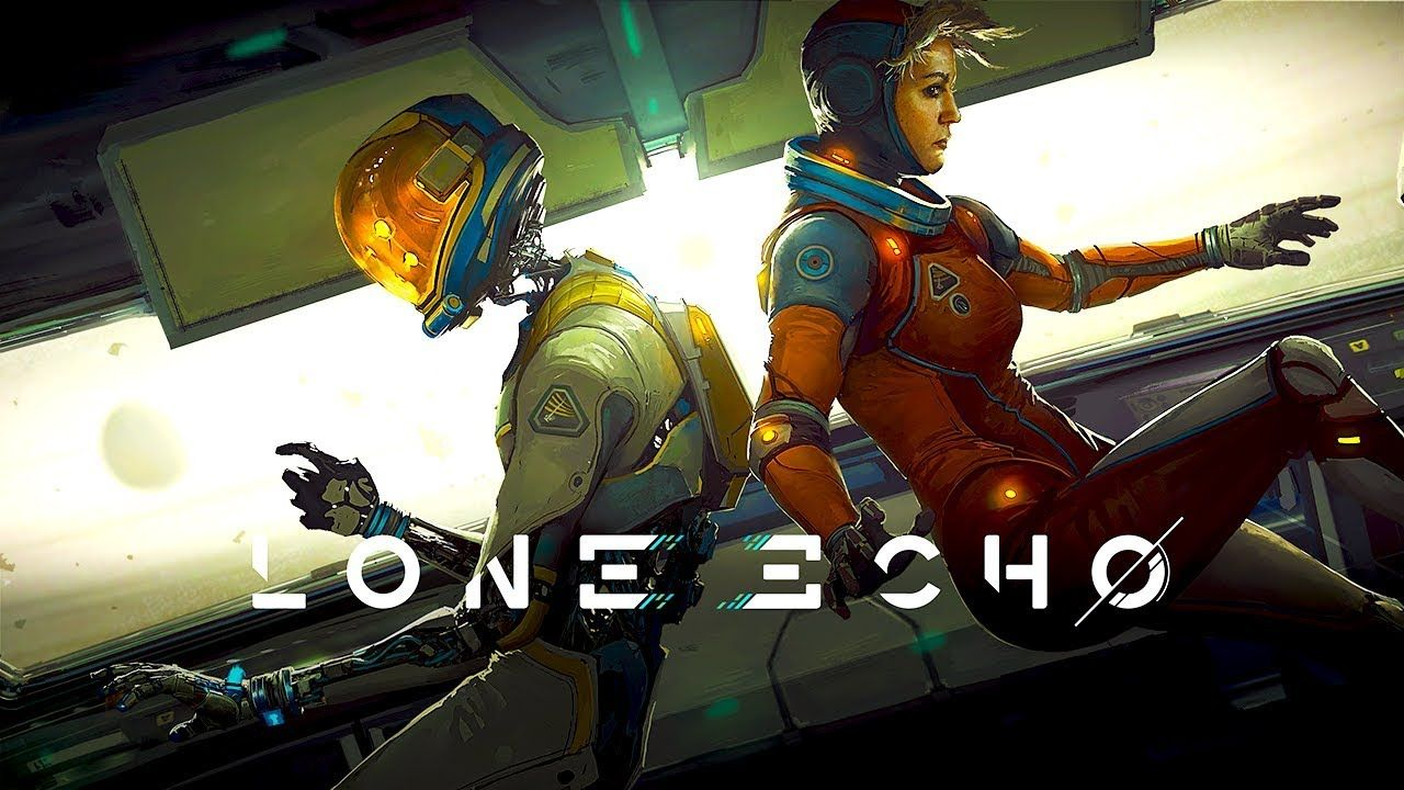 Lone Echo VR Game Soundtrack (feat. Malukah) Vr games