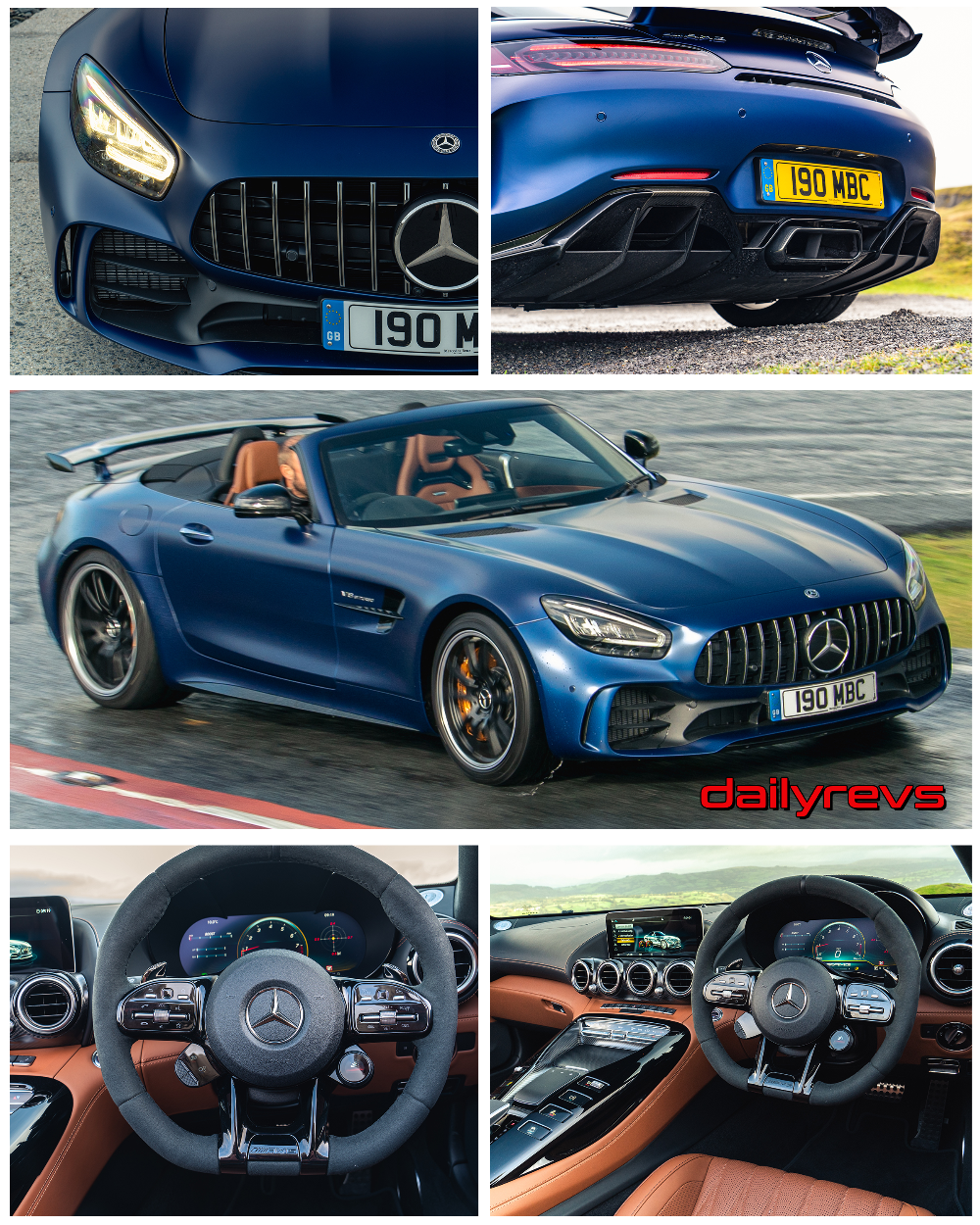 2020 Mercedes Benz A35 Amg Sedan Uk In 2020 With Images: 2020 Mercedes-Benz AMG GT R Roadster [UK]