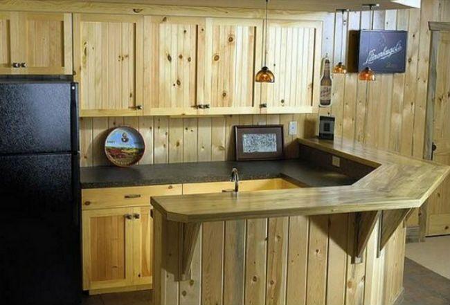 Desain Mini Bar Dapur Minimalis Kayu Jati Belanda Diy And Crafts