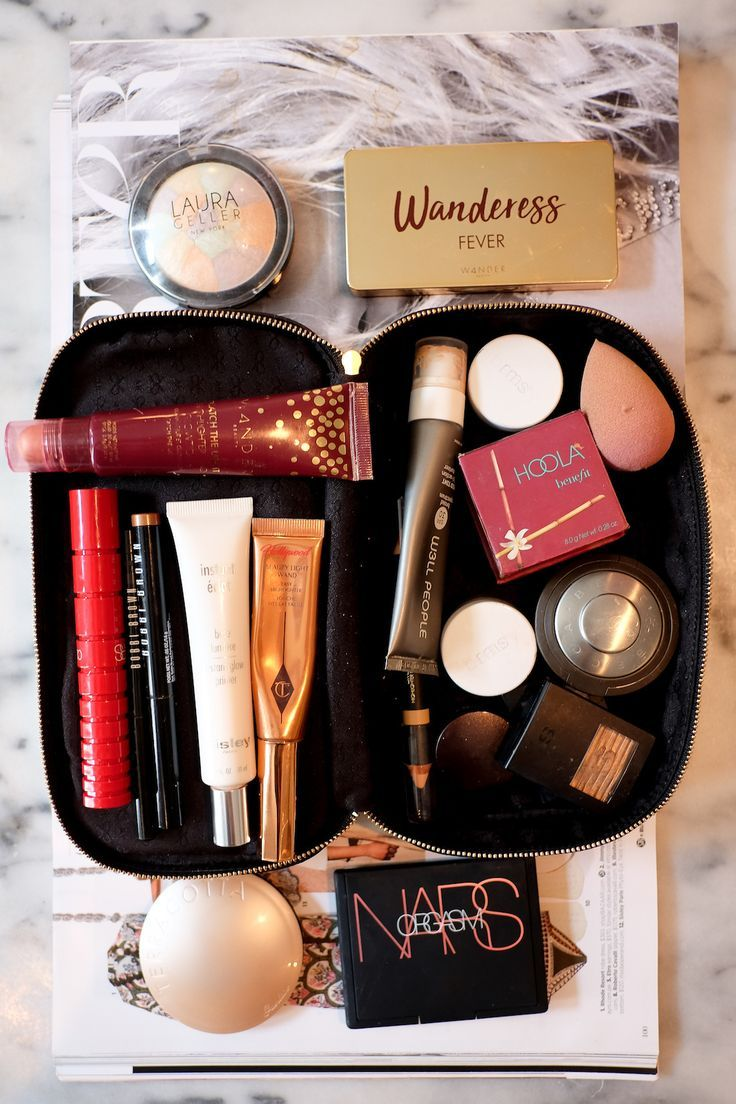 Anya Hindmarch & What's in My Makeup Bag Whats in my