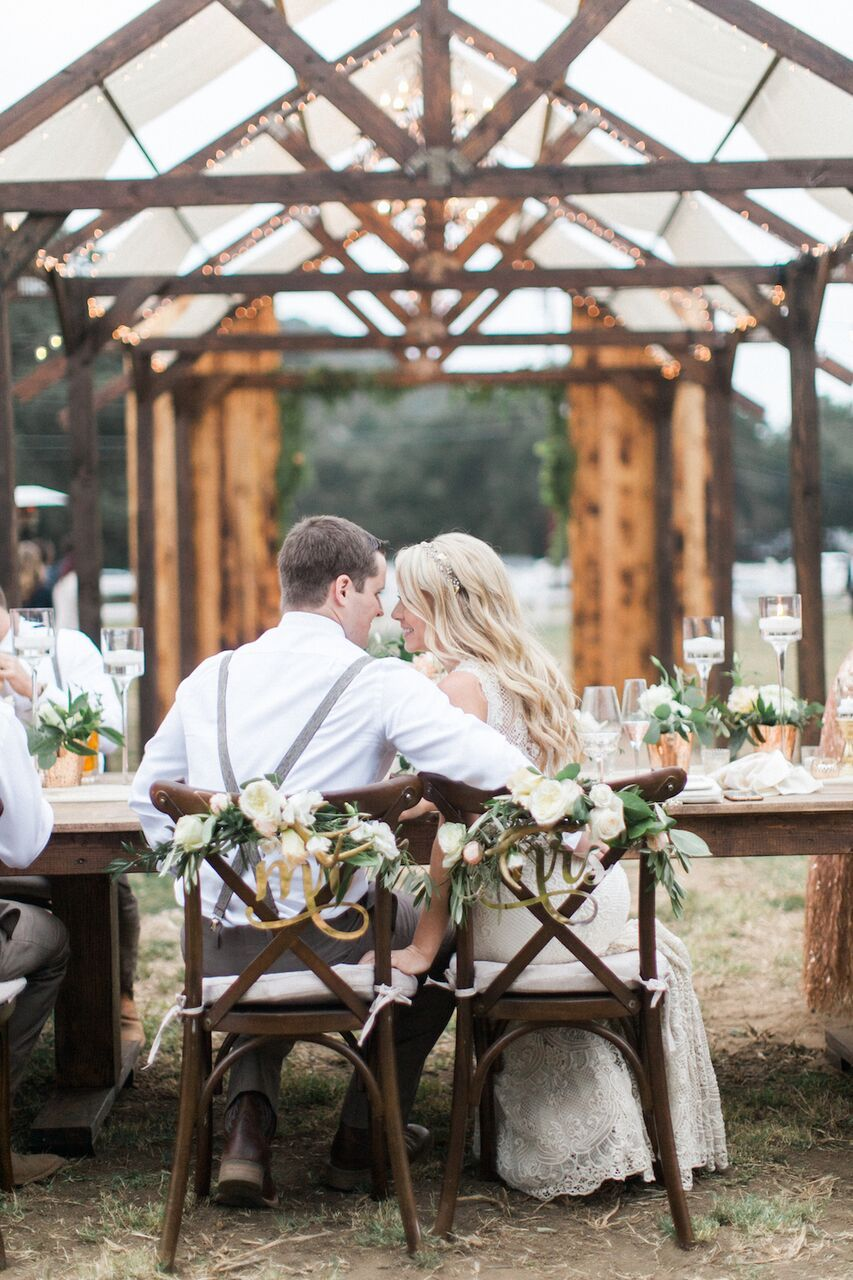 Wedding decorations barn  Karina and James Ranch Wedding  barn wedding barn wedding ideas