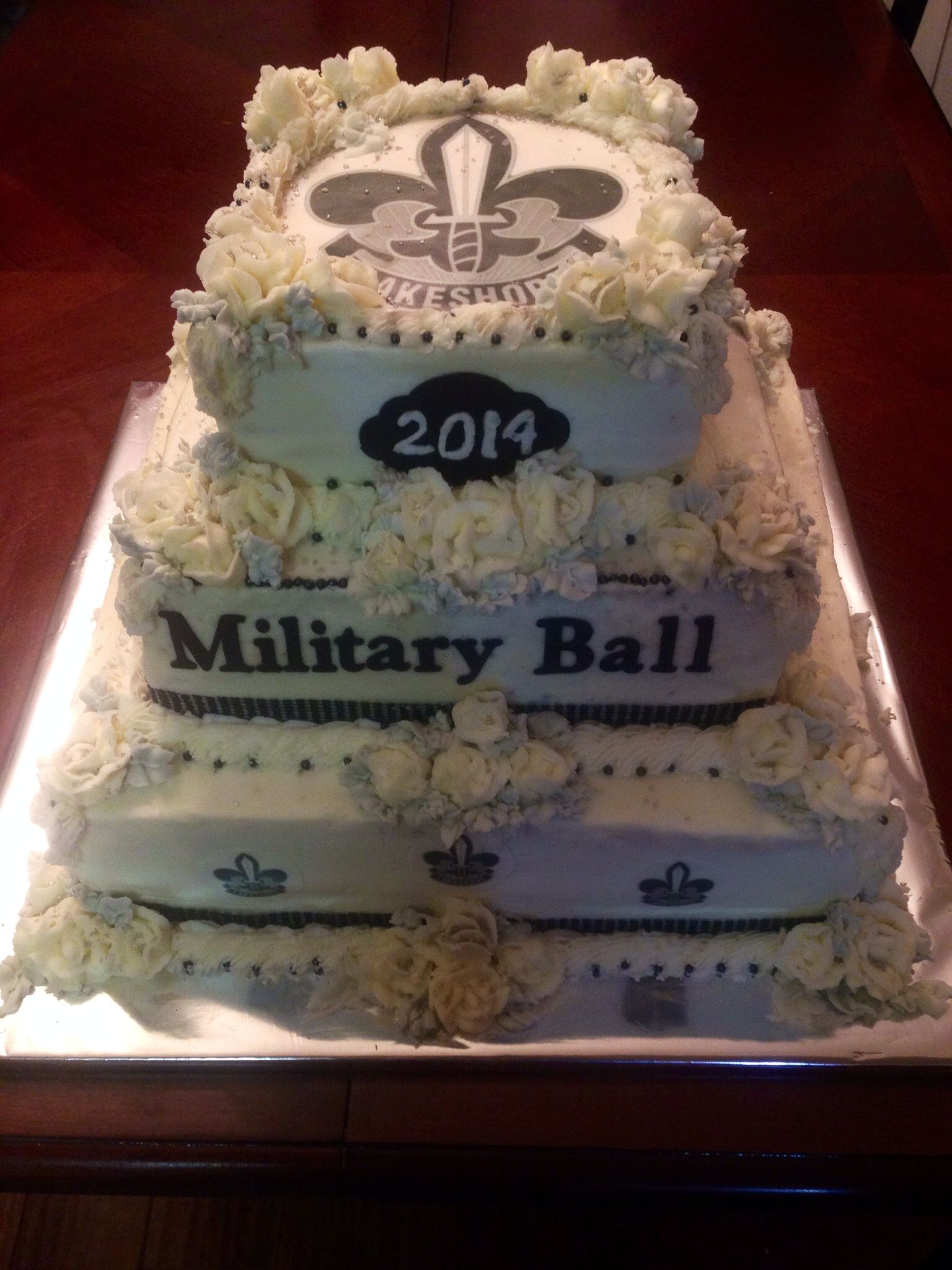 Cake Decorating Balls Jrotc Military Ball  Cake Decorating  Pinterest  Military Ball