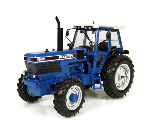 Universal Hobbies Ford 8830 Power Shift Tractor 1989