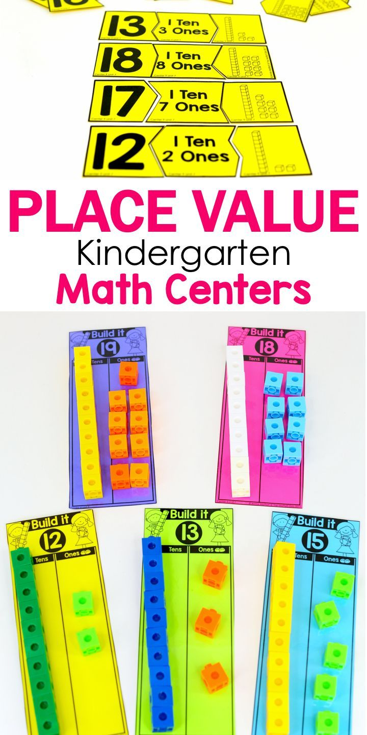 kindergarten math place value creative teaching kindergarten math activities preschool. Black Bedroom Furniture Sets. Home Design Ideas