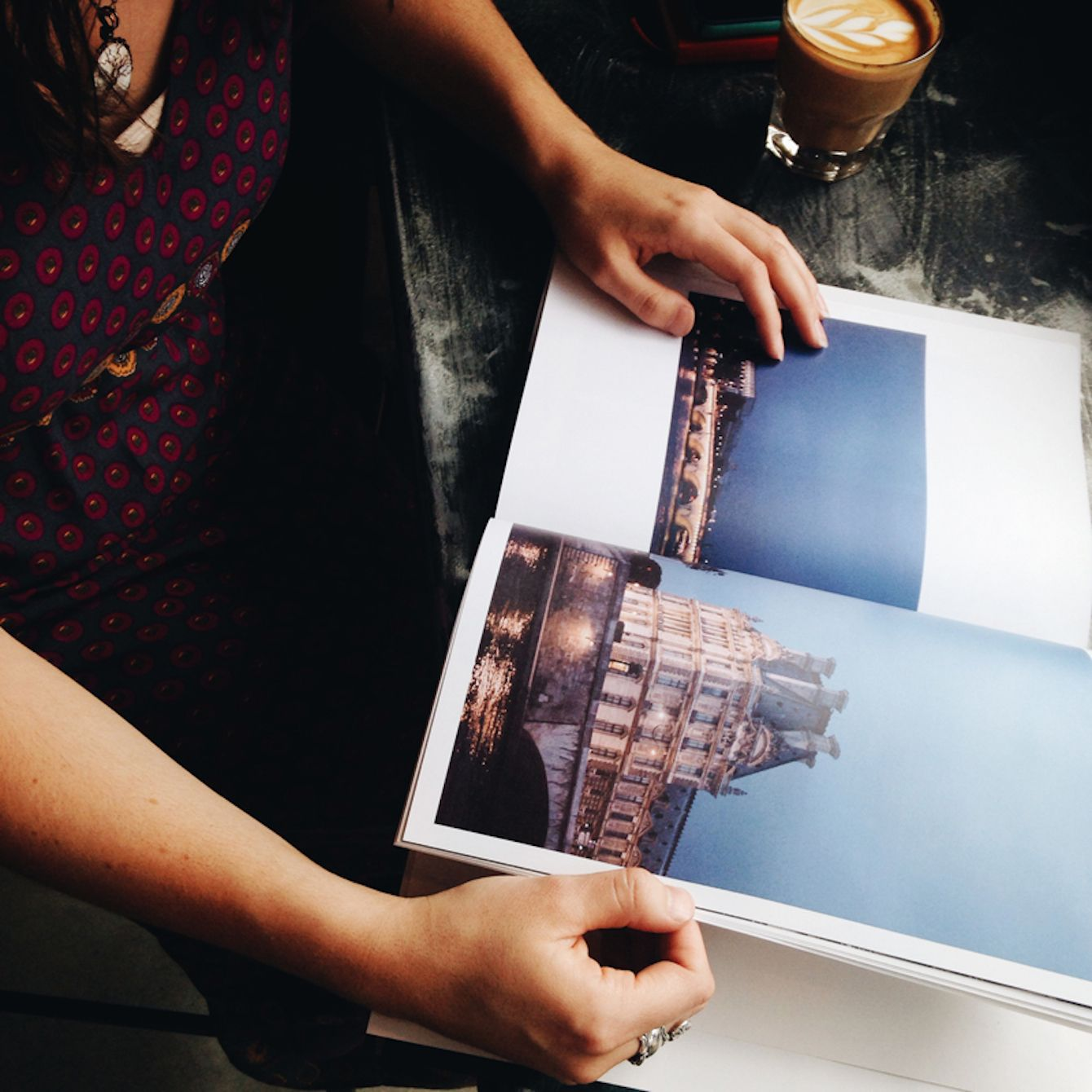 Paris is always a good idea. // This Artifact Uprising custom softcover photo book is brought to us by @alyssajoyphoto.
