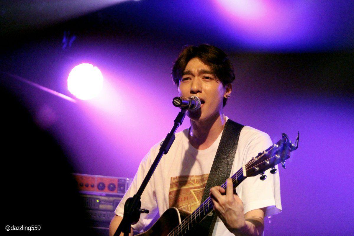 "leada dont cry!! ㅋㅋㅋ #sungjin #데이식스 #숭진 ""dazzling559 | do not edit."""