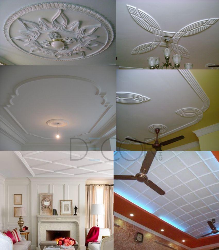 Loud Pop Inside House | Simple ceiling design, Pop design ...