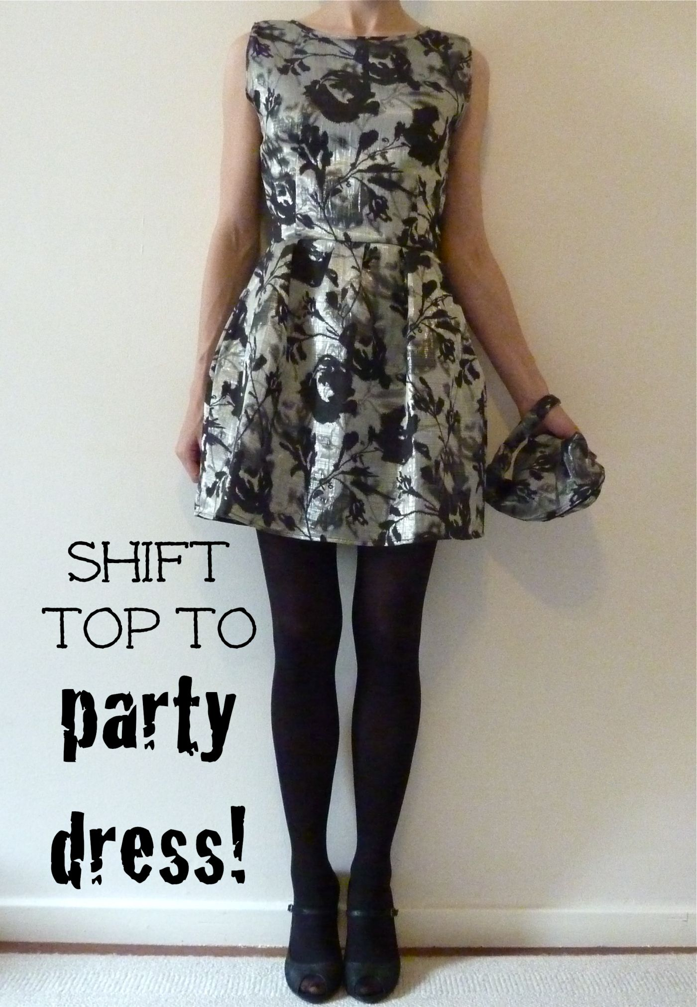 As mentioned in my previous pin, I love upcycling and thrift shopping, this dress is a stellar example of upcycling in its finest! Take an oversized, bold printed shirt, and tapper at the waist (as long as the other tailoring needed for it to fit)! It's custom made to your size, and is way cheaper than buying a new dress!