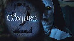 El Conjuro 2 Pelicula Completa En Espanol Youtube El Conjuro 2 El Conjuro Peliculas De Miedo